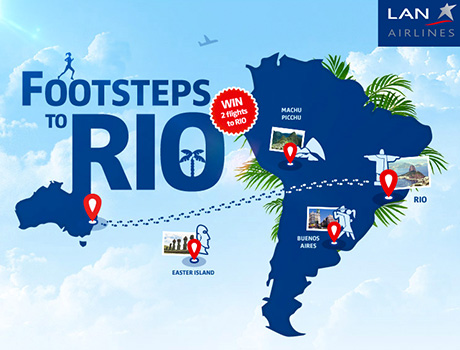 Footsteps To Rio