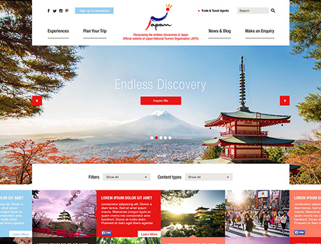 Japan Tourism – Official Website