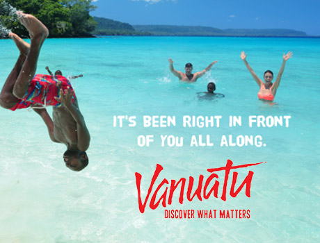 Vanuatu Tourism – It's been right in front of you all along